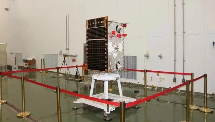 """我国首颗空间引力波探测技术实验卫星""""太极一号"""",顺利完成第一阶段在轨测试"""