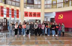 哈市第四医院组织党团员参观哈尔滨青年运动史纪念馆,不忘初心再扬帆!