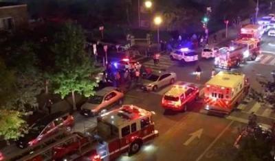美国华盛顿发生至少两起枪案,多人遭枪击,一人死亡