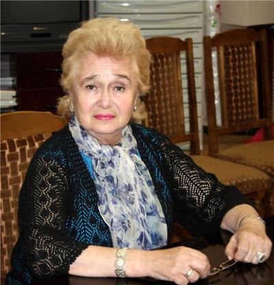加林娜·库利科娃:一辈子从事民间友好的杰出使者