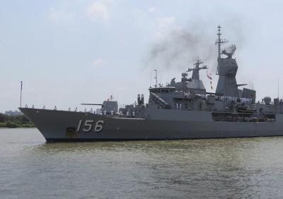 澳总理:澳大利亚准备有限度地参加霍尔木兹海峡任务
