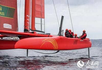 国际帆船大奖赛收官中国队获赛季第三