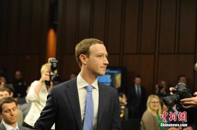 """扎克伯格拜会特朗普 """"脸书""""称会面具有建设性"""