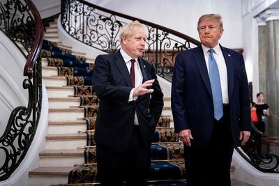 英国加入美国行列,宣称伊朗应对沙特石油设施的袭击负责