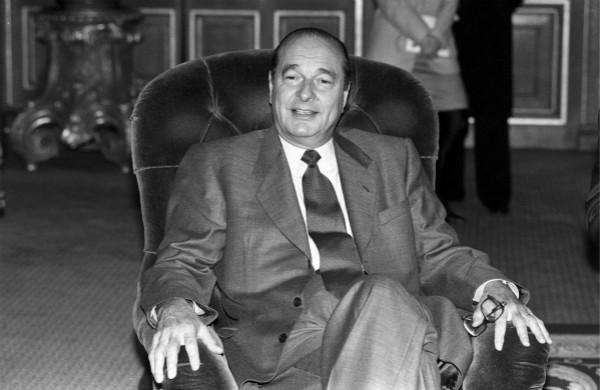 法国前总统希拉克离世,享年86岁