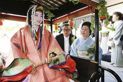 日本天皇即位礼月底启动,多国王室确认出席、丰田敞篷车亮相巡游