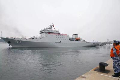 忙!刚访问文莱又到访东帝汶,海军戚继光舰下一站是这个岛国