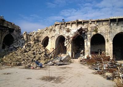 叙军将军:武装分子不许平民经阿布∙杜哈尔检查站撤至阿勒颇