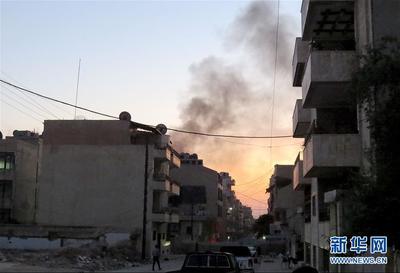 海外网评:应对叙利亚乱局,欧盟有心无力