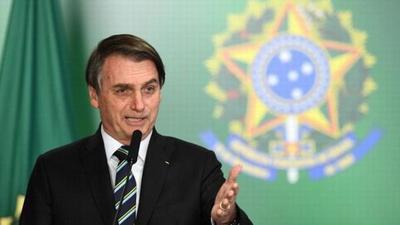 """波尔索纳罗:不希望巴西大选时出现""""阿根廷危机"""""""