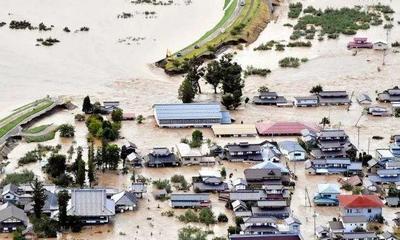 """台风""""海贝思""""袭日已致44人死亡,5名中国籍船员不幸遇难!"""