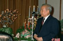 柬埔寨纪念国父西哈努克逝世7周年