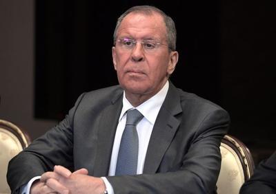 俄外长:反恐问题不能政治化