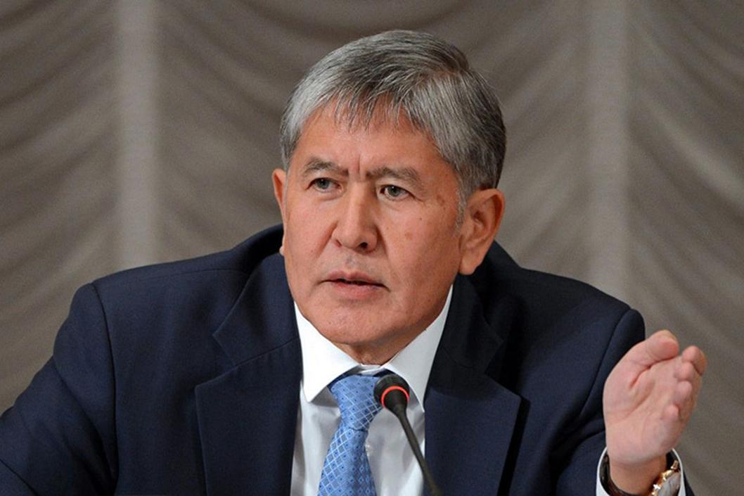 吉前总统阿塔姆巴耶夫:坚决不出庭,来硬的就绝食!