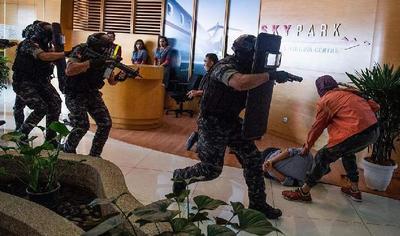 """叙库武装忙于抵抗土耳其进攻,看守的在押""""伊斯兰国""""成员或趁乱越狱回流东南亚"""