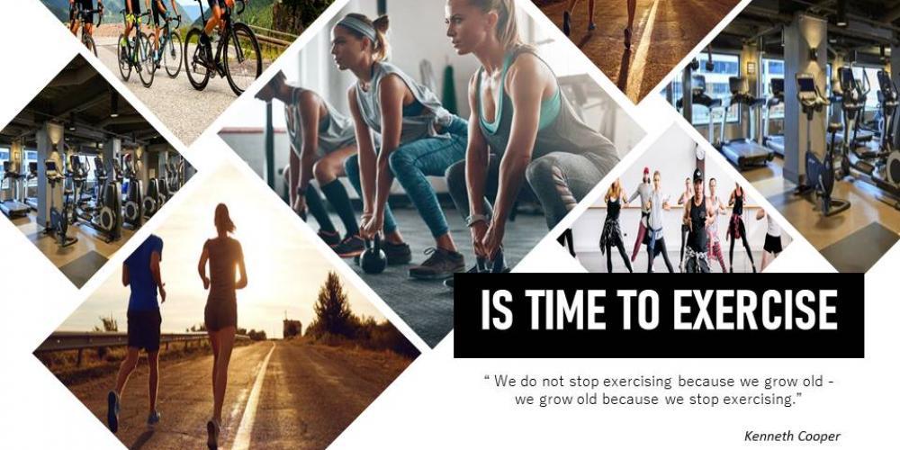 倩狐:你多久没运动了?找出你喜欢的运动结伴同行,别再颓废下去了。