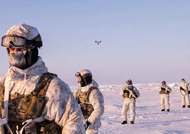 俄东部军区完成向偏远地区和北极的北方运送行动