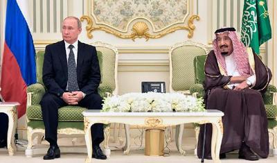 普京时隔12年再访沙特,重构国际能源局势和中东政治局势