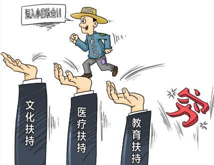 新华网评:高质量打赢脱贫攻坚战