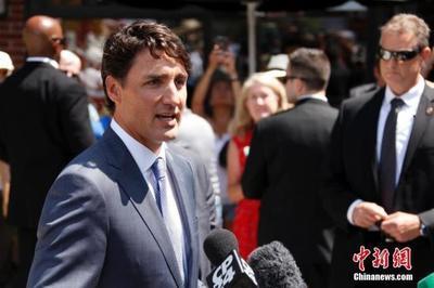 加拿大进入大选倒计时 特鲁多光环不再选情告急