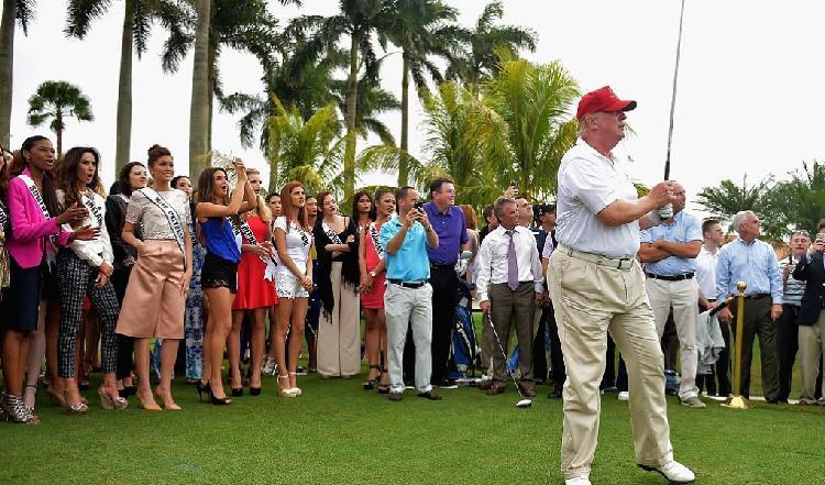 面对舆论和民主党压力,特朗普:不在自家迈阿密度假村举办明年G7峰会