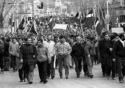 调查揭示俄罗斯年轻一代如何看待苏联改革