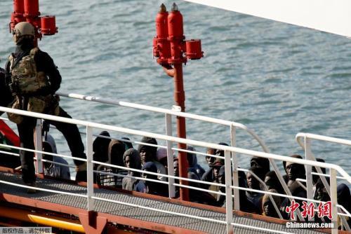 联合国:尽管有生命危险 9成非洲移民不后悔赴欧洲