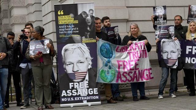 美国人要绑架阿桑奇?他推迟引渡请求被拒,最高面临175年监禁