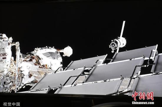 """俄媒:NASA考虑购买""""联盟MS-17""""号飞船一个座位"""