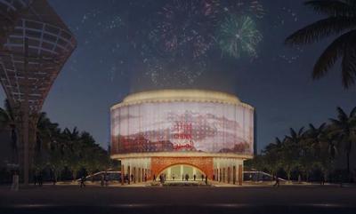 2020迪拜世博会场馆大放送——中国馆