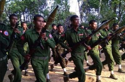 缅甸战事异常激烈!民武炮击军方炮营;军方30多名士兵身亡