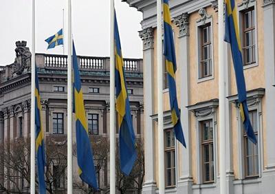 """瑞典称俄罗斯为欧洲的""""历史敌人"""""""