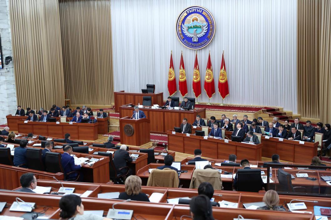 吉尔吉斯斯坦议会选举未选先热,议员建议政党进入议会的9%门槛降为5%