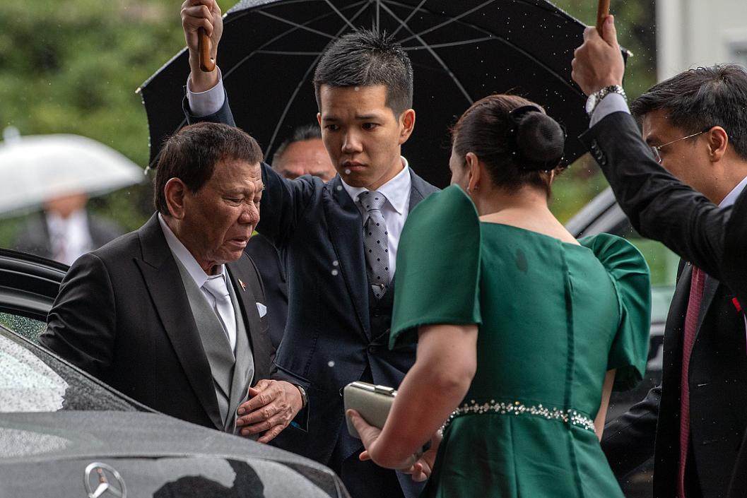 """年逾古稀的杜特尔特自称身体抱恙,菲政府却坚称其""""没问题"""""""
