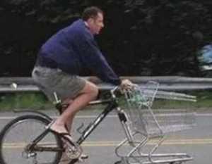 世上最奇葩的自行车改装,第一辆太浪漫,最后一辆无语了!