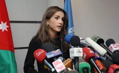 从难民到王后:这个影响了马云的女人,正改变阿拉伯世界