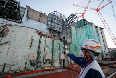 """狐狸的谎言? 日本如何证明福岛电站 """"这些裂缝"""" 是安全的"""
