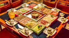 中国人到底有多爱吃火锅,汉代就有鸳鸯锅,乾隆一个月吃60多次!