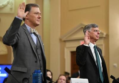 首场弹劾公开听证会未曝猛料,民主党担忧弹劾不成反而送给特朗普第二个任期