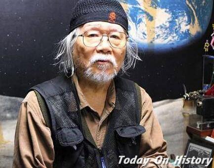日本81岁的漫画家松本零士出席意大利的活动期间中风