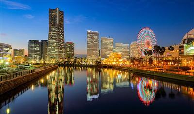 行走世界 | 开港160年,沉淀了横滨独特气质