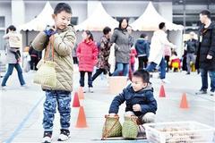 """""""秋收儿童乐·食物与营养走进中国儿童中心""""体验活动"""