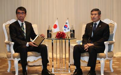 未就续约达成一致:韩日情报共享协定前景不妙