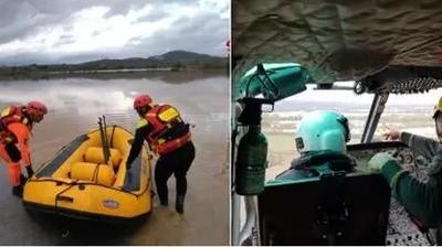 洪水、大雪、暴雨、寒潮……欧洲11月的天气就是这么任性