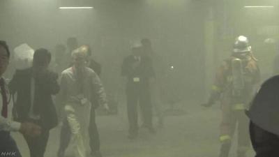 日本经济产业省本部大楼停车场起火 人员已有序撤离