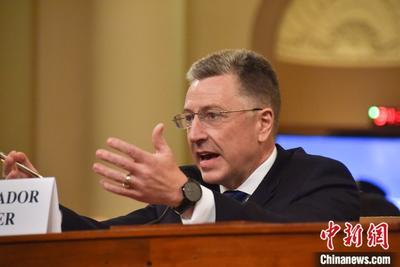 4位关键证人出席美国会弹劾总统调查听证会
