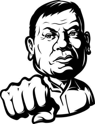 想接任总统 谋求毒枭名单 菲律宾总统杜特尔特批评副总统是脑残