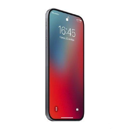 iPhone 12渲染图曝光:无刘海全面屏+圆框设计,可能要卖爆了