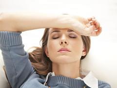 月经不来的原因:子宫引起的闭经、卵巢不分泌激素