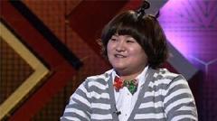 谐星金申英一年瘦34公斤 你猜她每天吃几餐?